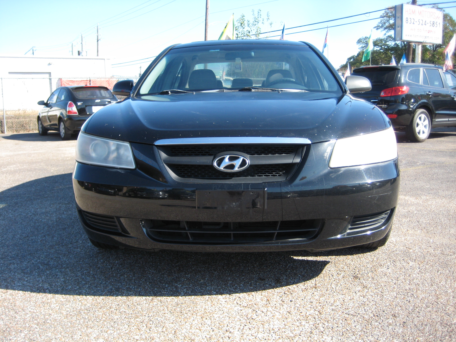 Hyundai sonata limited 1000 down payment hami motors for Hyundai motor finance payoff