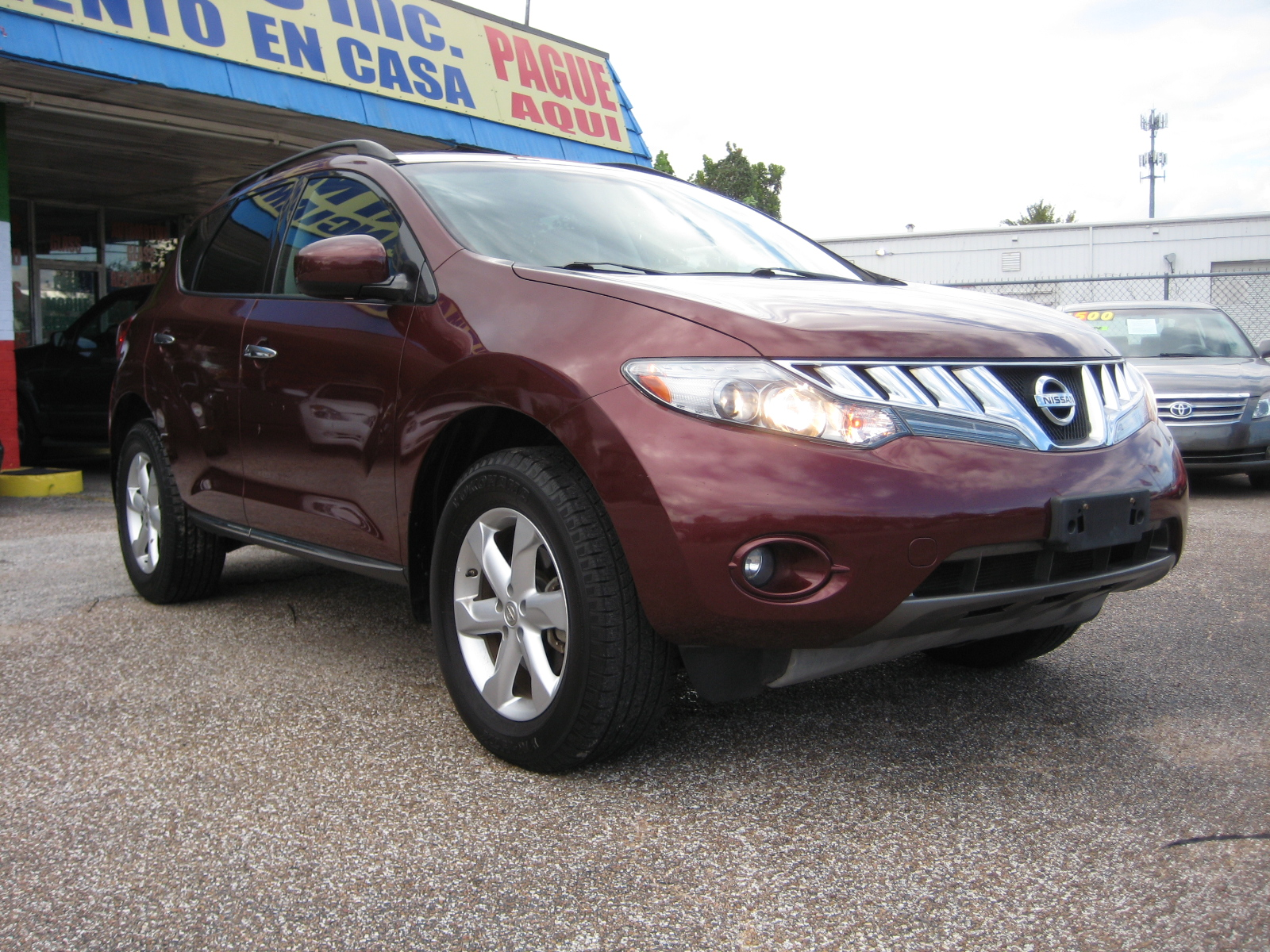Nissan Murano Sl Awd Only 2000 Down Payment Hami